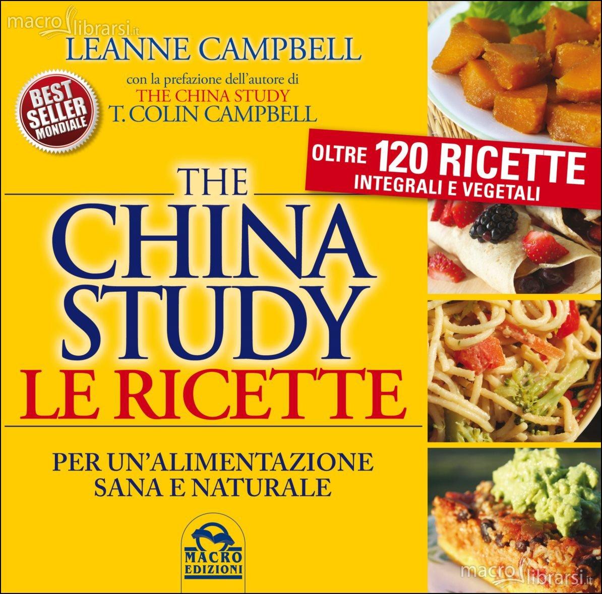 The China Study - Le Ricette [estratto] by Mani nella ...
